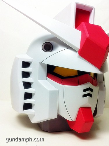 BIG RX-78-2 Gundam Head Coin Bank 30th Anniversary Edition 7-11 (29)