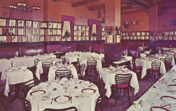 Sardi's - New York, New York