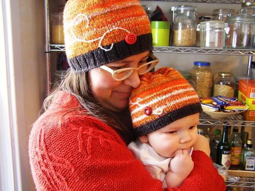 orange gust hats