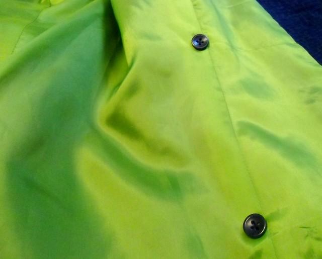 Coat - button backs