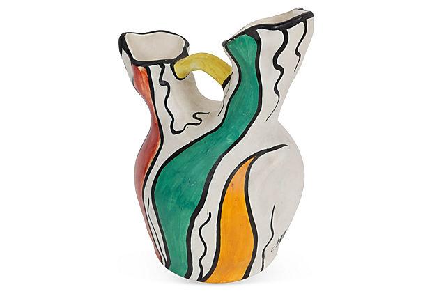 Colorful Modern Vase
