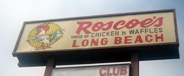 roscoe's signage