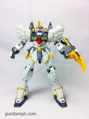 MG 1 100 Sandrock EW Out Of The Box Build Review (52)