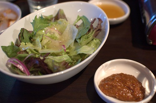 Salad & sauces