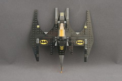 6863 Batwing Battle Over Gotham City - Batwing 11