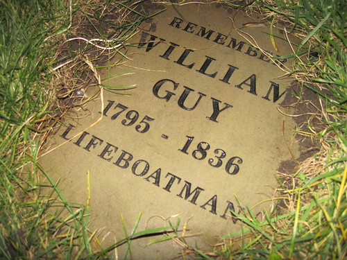 William Guy, St Peter Redcar