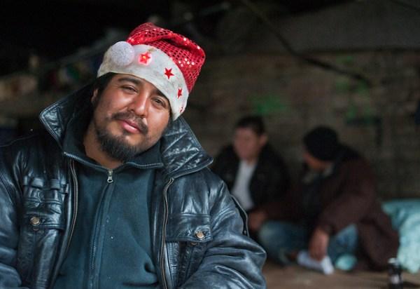 Luis: Mott Haven Bronx