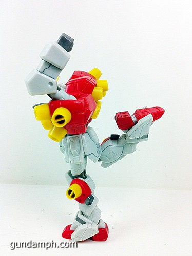 MSIA Devil Gundam First Form Unboxing Review Huge (38)