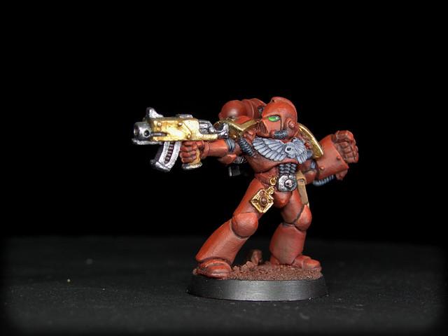 Blood Angels Sergeant 001