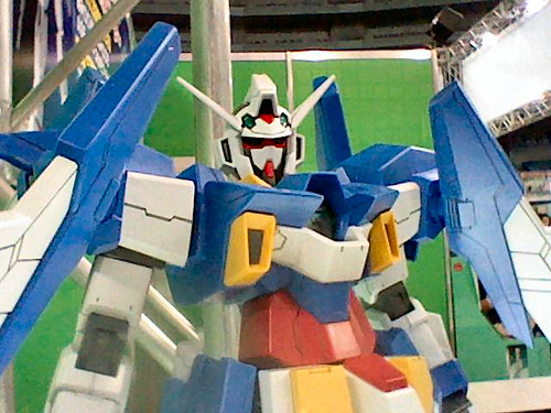 1 48 Mega Size Gundam Age-2 Normal Model Kit Sneak Preview (4)