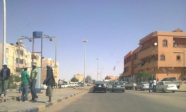 سبها - ليبيا