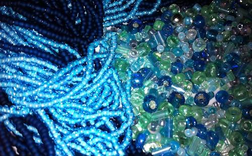 23/366: Beads by juanita805