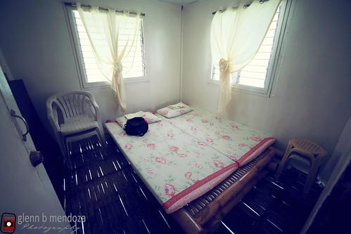 Manjuyod Sandbar Room