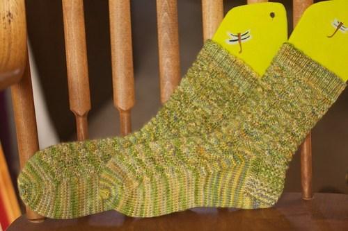 Corn on the Cob socks