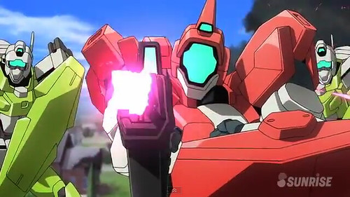 Gundam AGE Episode 16 The Gundam in the Stable Youtube Gundam PH (8)