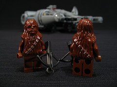 7965 Millennium Falcon Review: Chewy