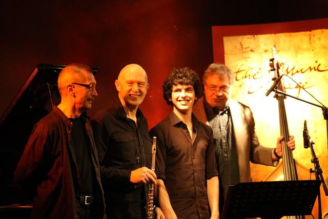 Emil Viklický + Steve Houben Trio