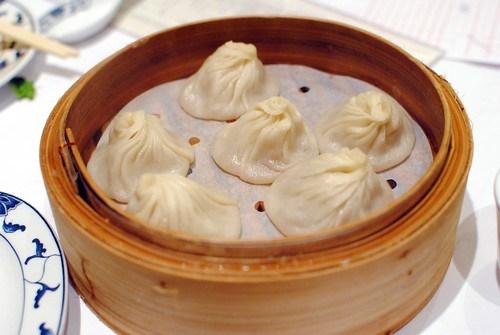 shanghai dunplings