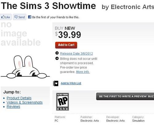 Pre-Order Showtime via GameStop Today!