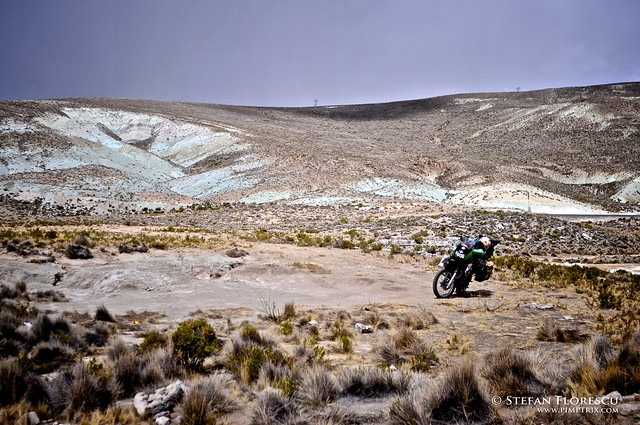 KLR 650 Trip Peru and Bolivia 424