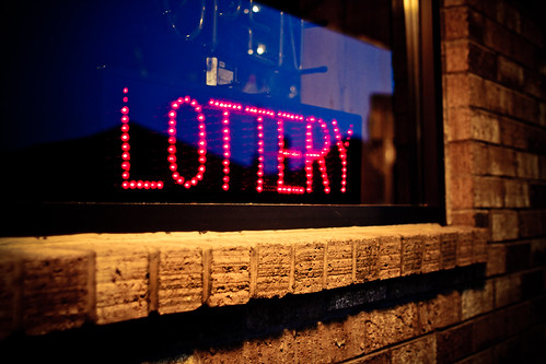 Lottery mindset does not work