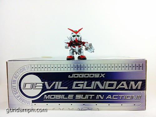 MSIA Devil Gundam First Form Unboxing Review Huge (6)