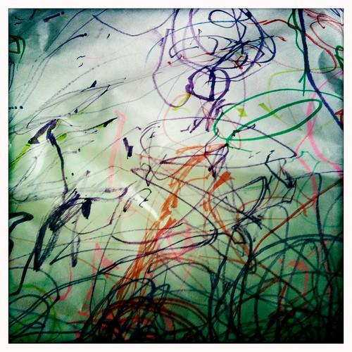 scribbles by malia
