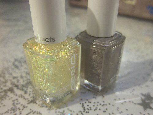 Essie Shine of the Times & Master Plan