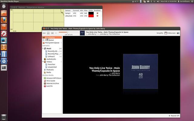 Ubuntu on a Presumed Dead HP Pavilion ZD8000