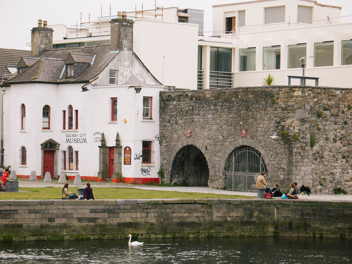 Spanish Arch - Galway
