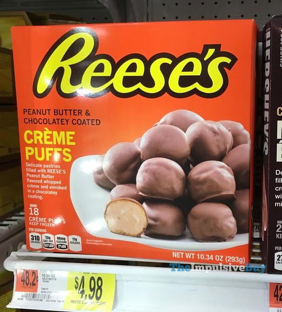Reese's Creme Puffs