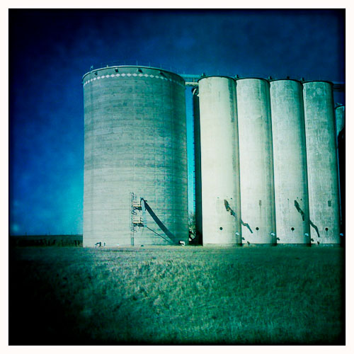 Road Trip - Kansas Grain Elevators