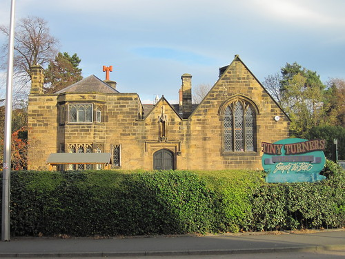 Captain Cook Memorial School, Marton