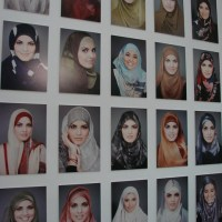 100 Headscarves