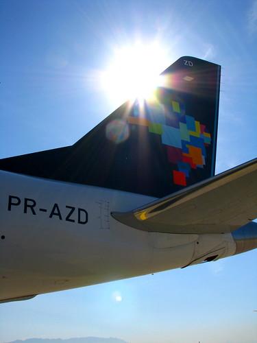 Embraer 190 da Azul @ SBRJ