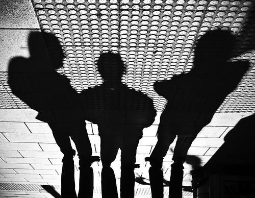 """076/365 """"La reunión secreta de los Hombres Importantes"""" by Flickr Jiménez (Pedro Nog)"""