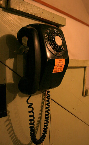 Basement Phone
