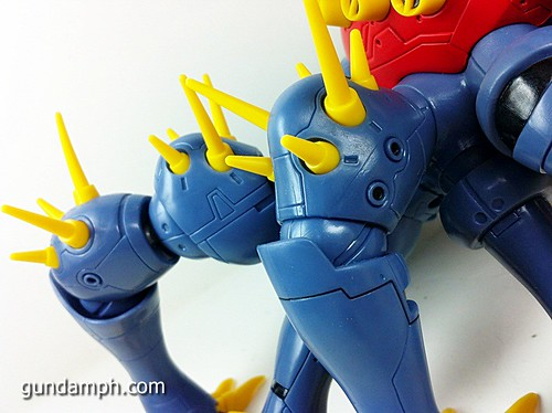 MSIA Devil Gundam First Form Unboxing Review Huge (71)