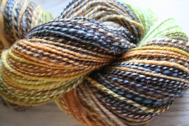 spun :: Hello Yarn Shetland