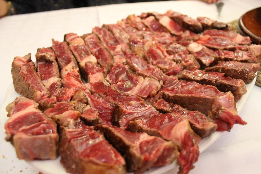 Carne en La Gitana