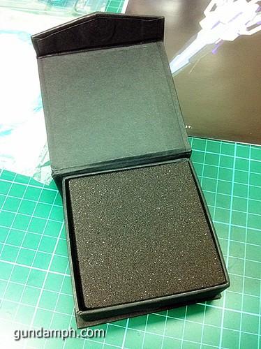 GN Sword 4 IV Full Saber QuanT 1-100 BTF Coversion Kit Unboxing (12)