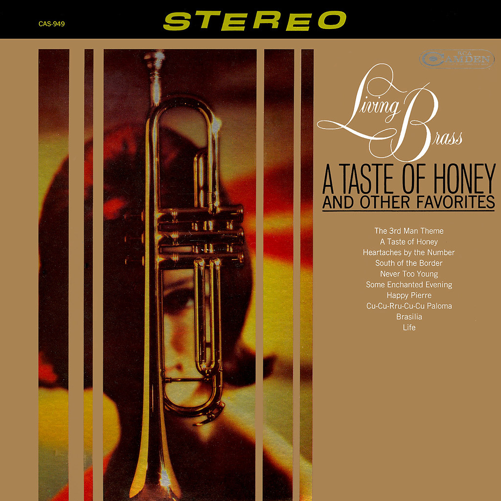 Marty Gold - A Taste of Honey