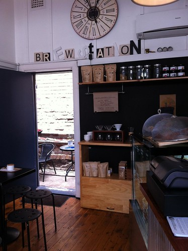 range of coffees - sparrow coffee traders, rockdale