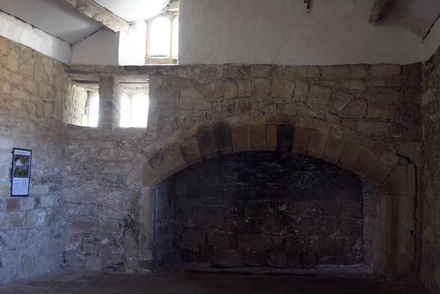 skipton castle medieval kitchen fireplace  Flickr  Photo