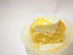 Cross-section, Lemon Cupcake. Cupcake Engineer, Cluny Court