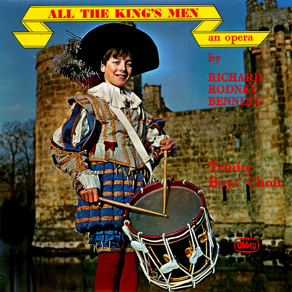 Richard Rodney Bennett - All the King's Men