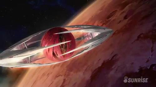 Gundam AGE Episode 15 Those Tears Fall in Space Youtube Gundam PH (80)