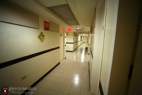 Bethel Guest House Corridor