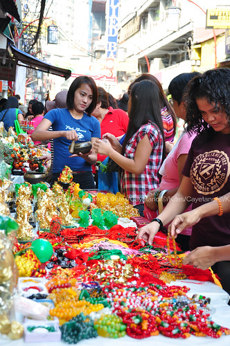 Charms and Amulets vendor