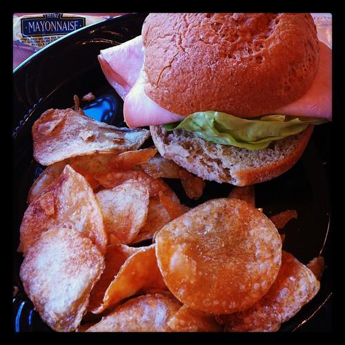 gluten free sandwich for lunch